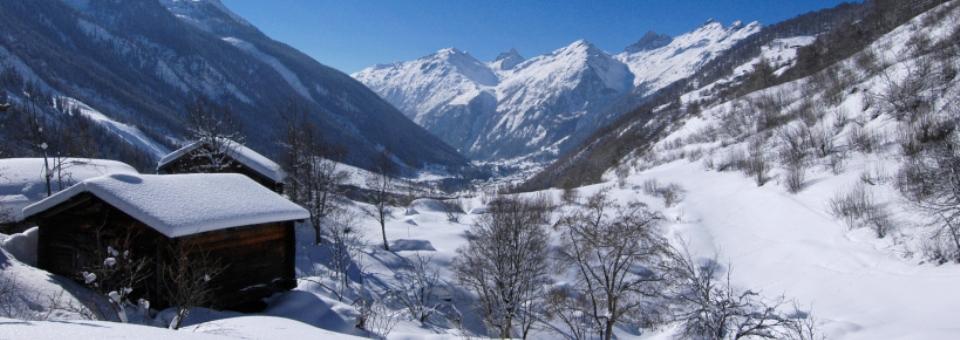 Bildergebnis für Winter im Wallis